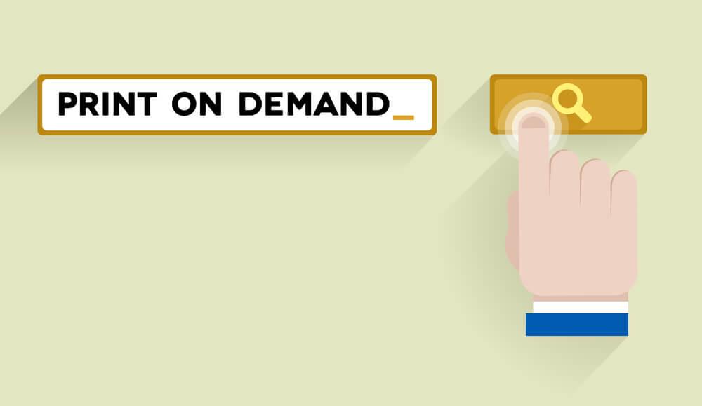 Impressão sob demanda: como acabar com os grandes estoques